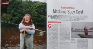 Madame Spey Cast