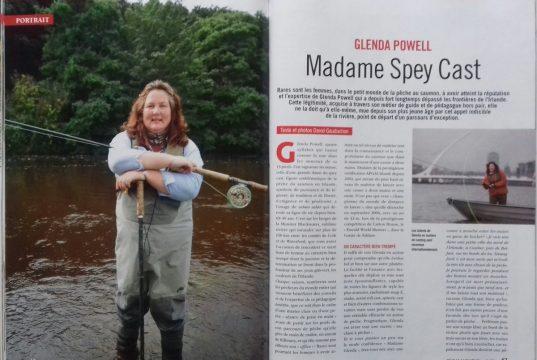 Madame Spey Cast