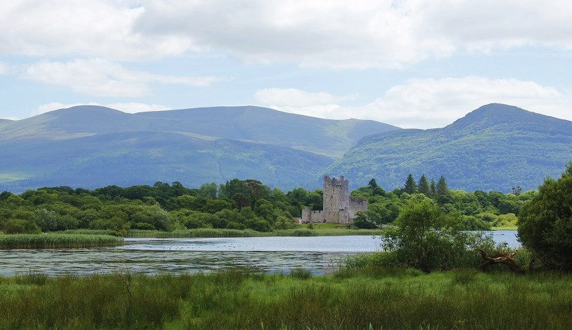Ross Castle Lough Leane