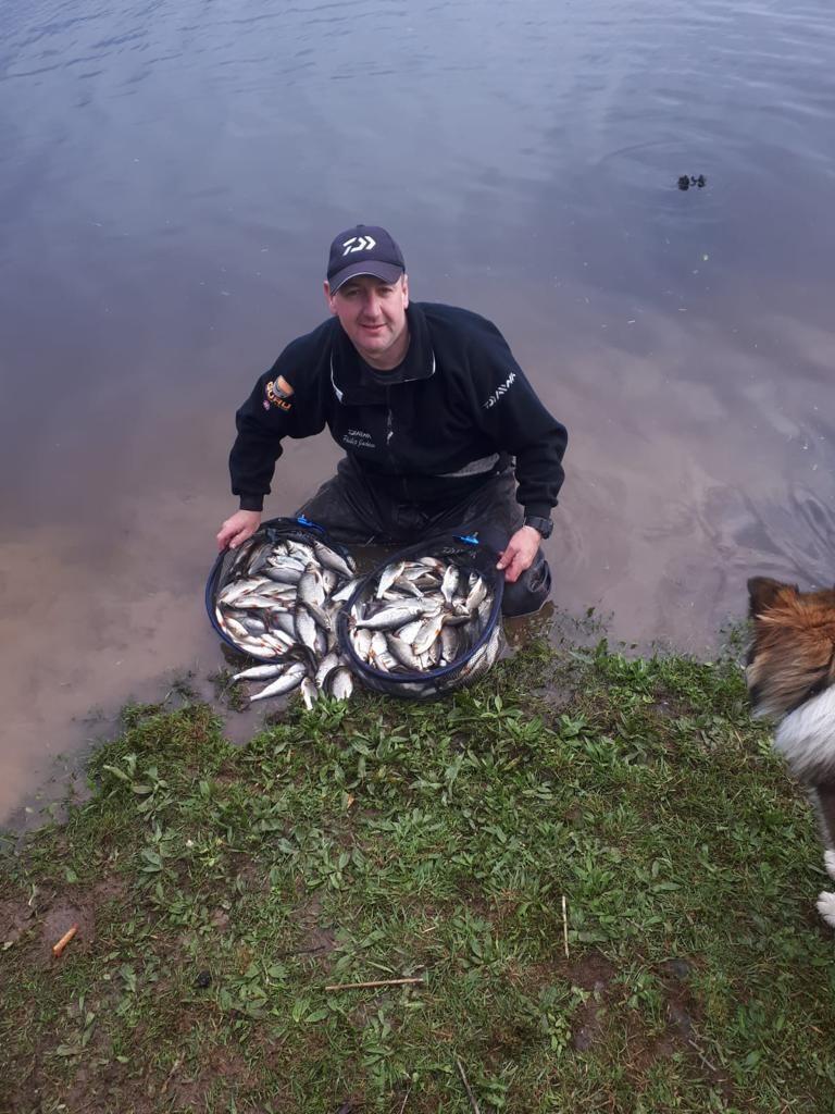 Phil Jacko Jackson a eu la plus grosse prise du dernier jour de pêche…