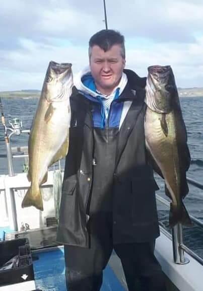 Magnifique sortie de pêche si tôt dans la saison !
