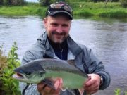 Kai Pucher, Upper Moy #CPRsavesfish