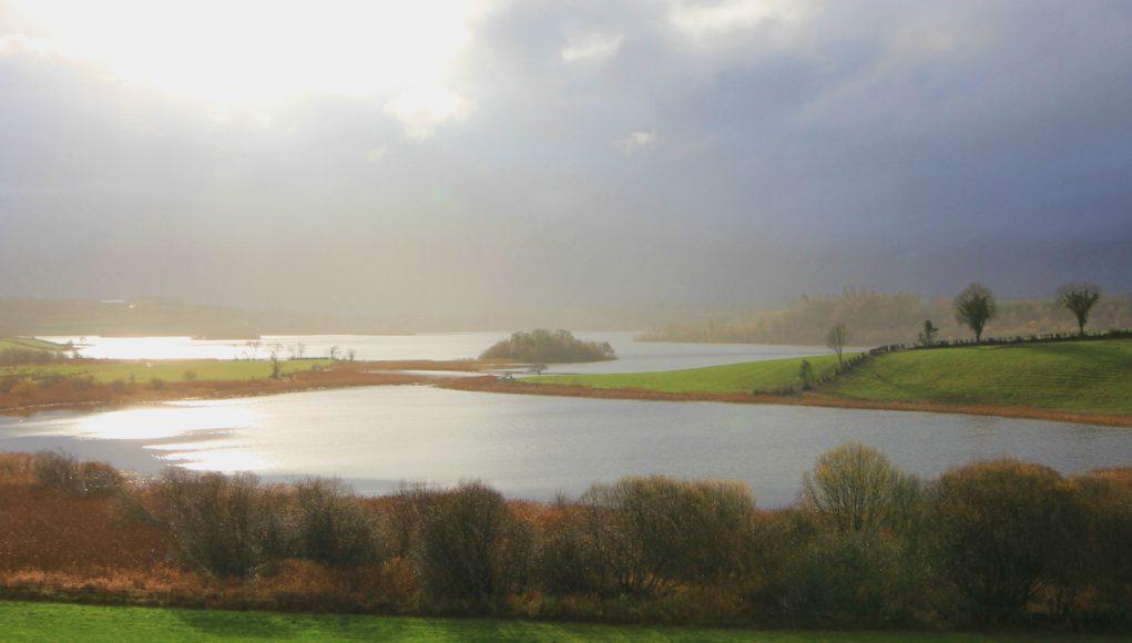 Le Lough Muckno, Co Monaghan