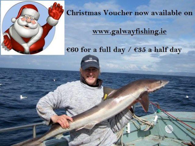 Coupons de pêche Galway - le cadeau idéal!