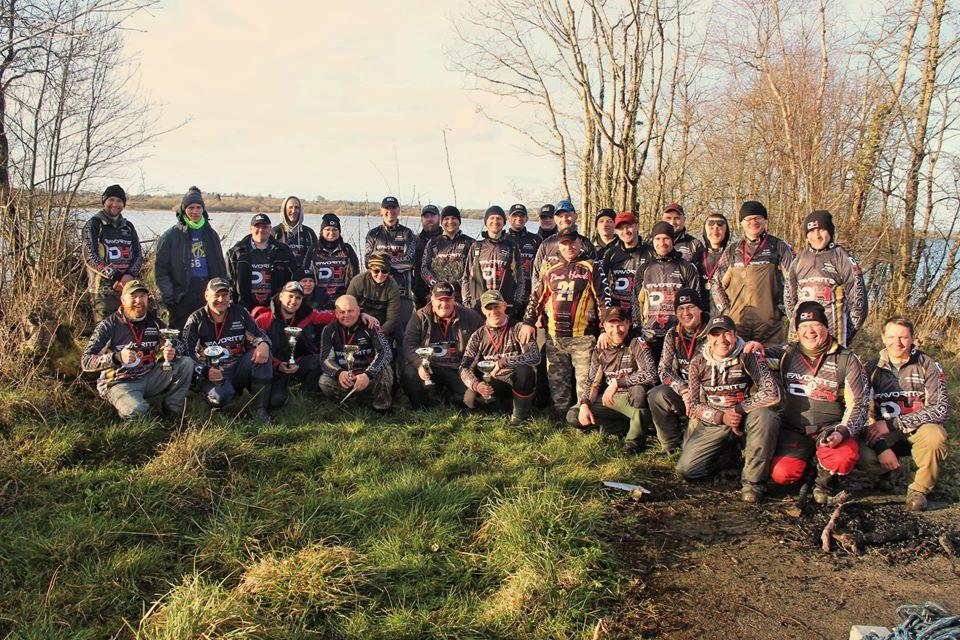 "DH Anglers Club sur le Sheelin avant l'arrive de ""social distancing""……..(mars 8)"