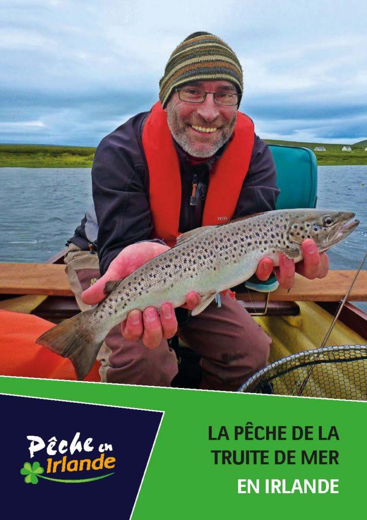 La peche de la truite de mer en Irlande