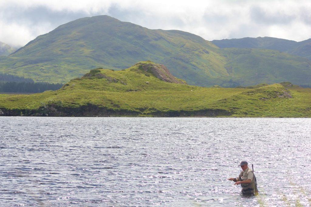 Ces pêcheries sont situées dans un paysage magnifique.