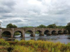 La rivière dans le comté de Cork