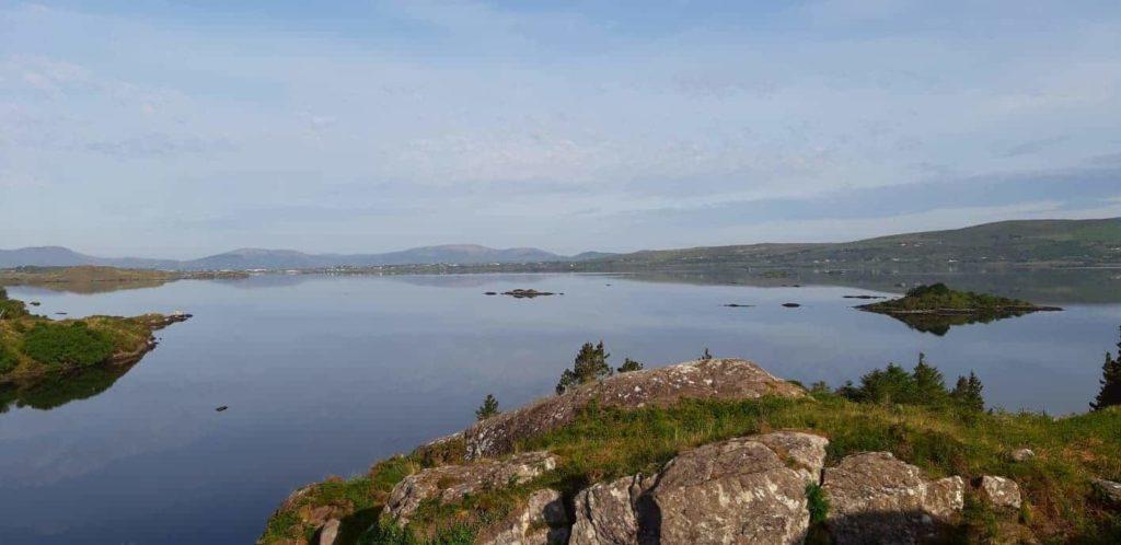 Lough Currane dans le Kerry