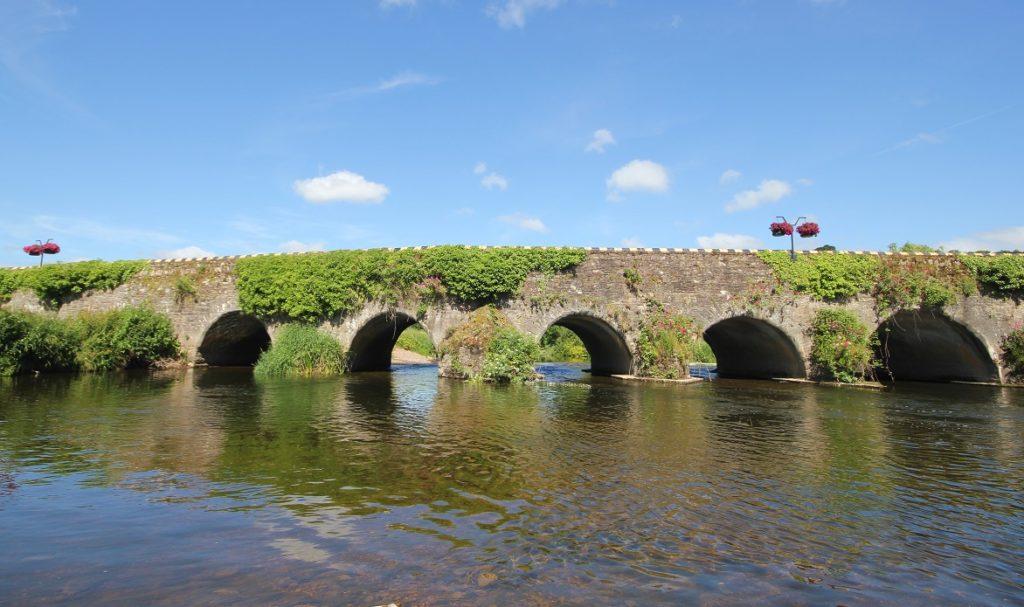 La belle rivière Bride pas loin de Tallow