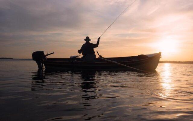 À la pêche à la mouche
