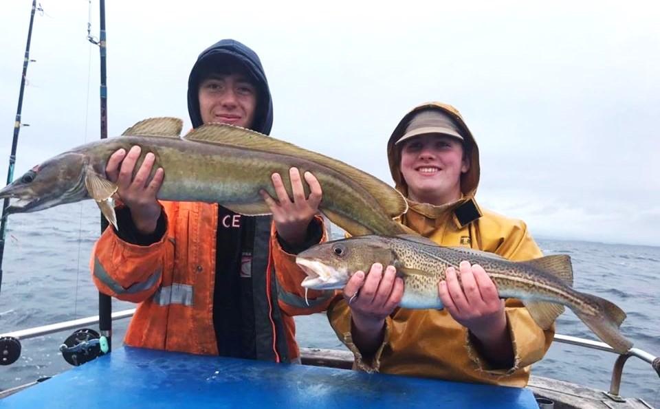 Pêche en Mer, Galway Fishing