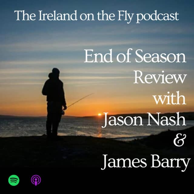 Podcast, 'Irlande on the Fly'