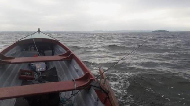 La pêche de la truite en Irlande. Lough Sheelin.