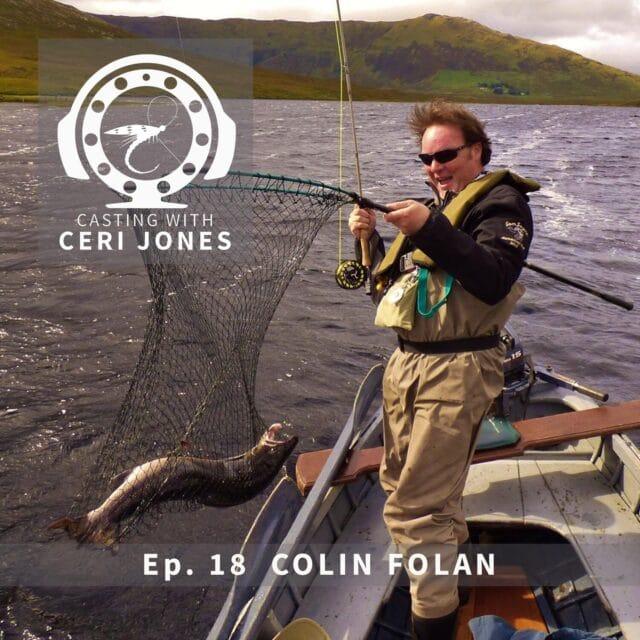 La pêche en Irlande, Lough Inagh