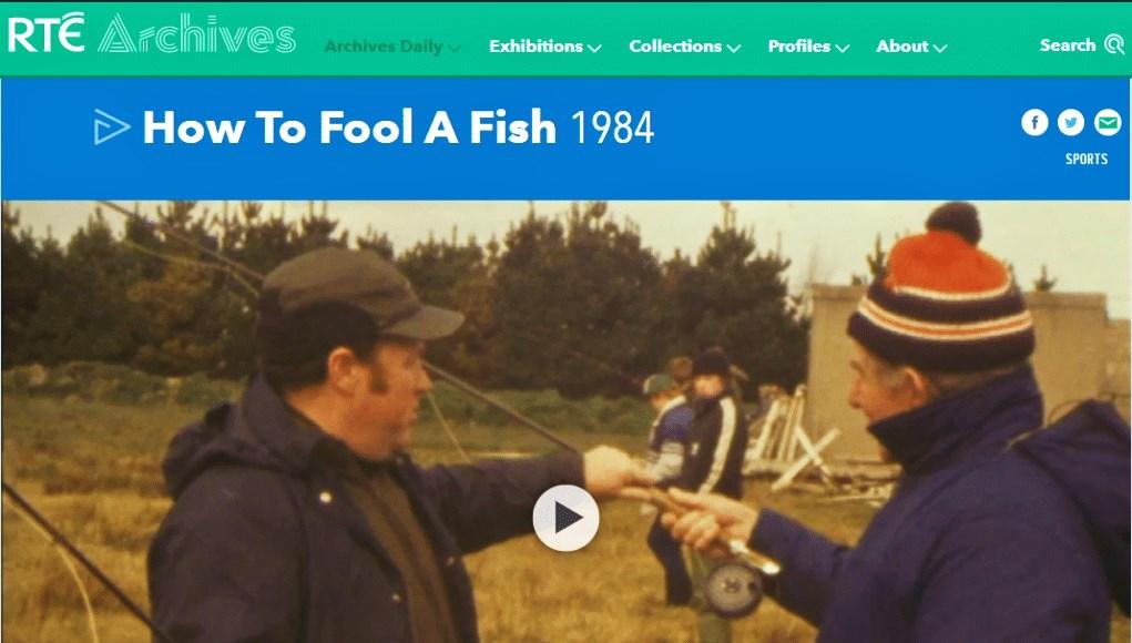 Moniteurs de pêche en Irlande