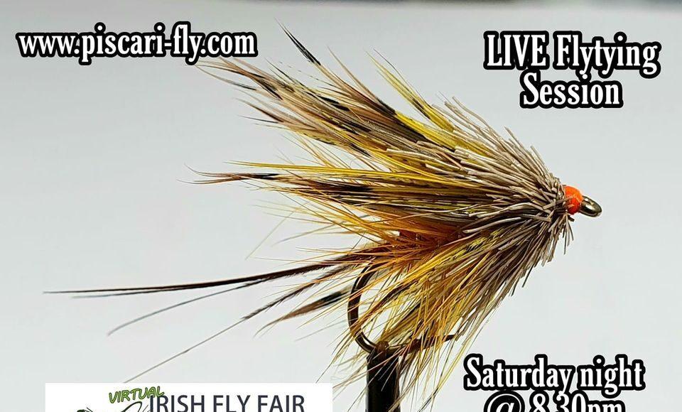 La mouche de mai, la pêche en Irlande