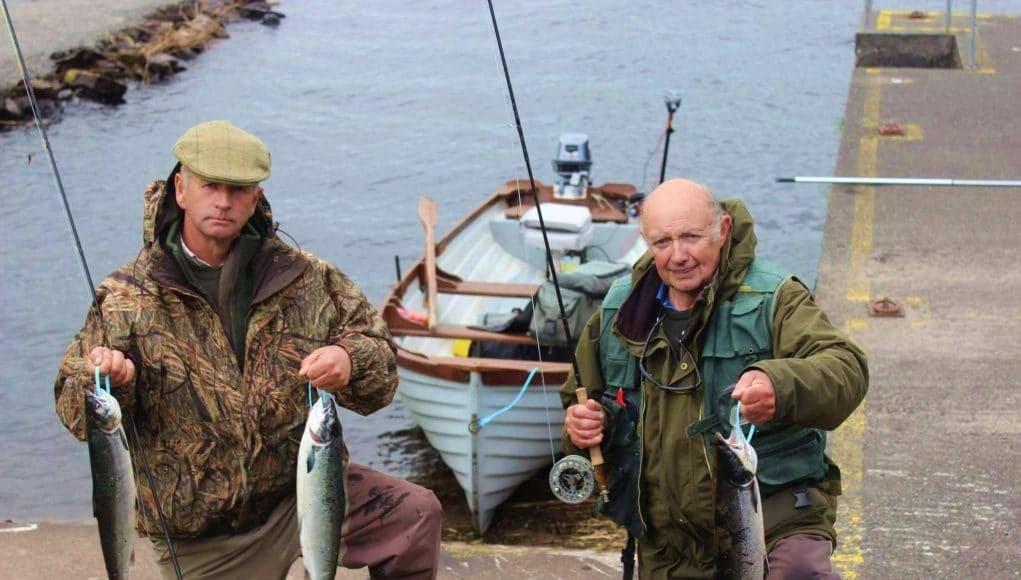 La pêcherie de Burrishole en Irlande