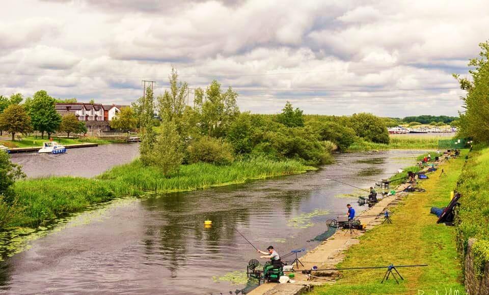 La pêche aux poissons blancs sur la rivière Shannon à Lanesboro