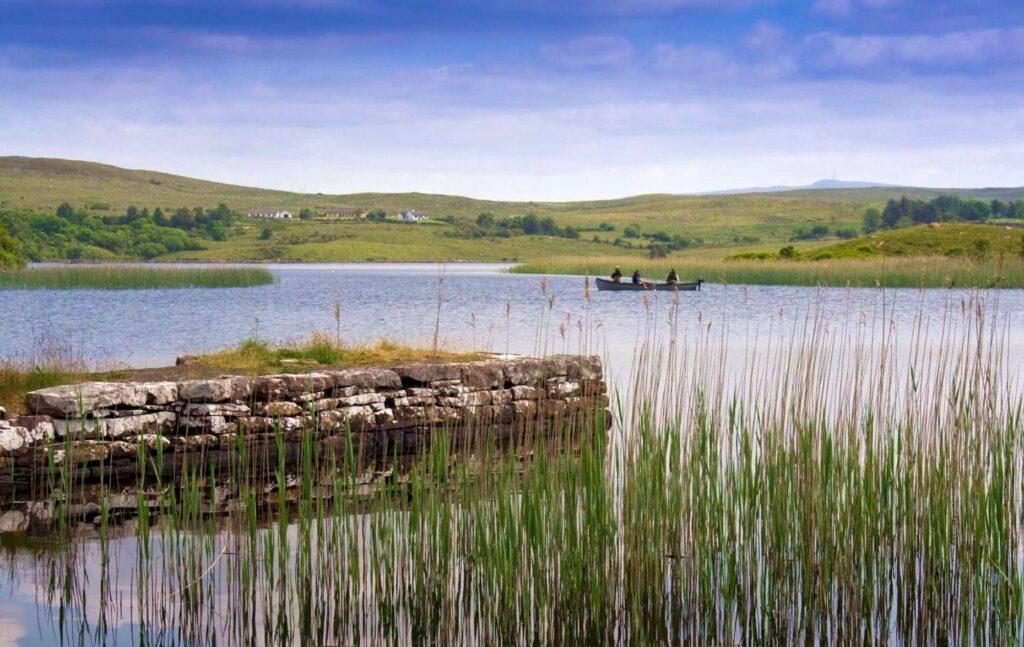 La pêcherie de Burrishoole en Irlande