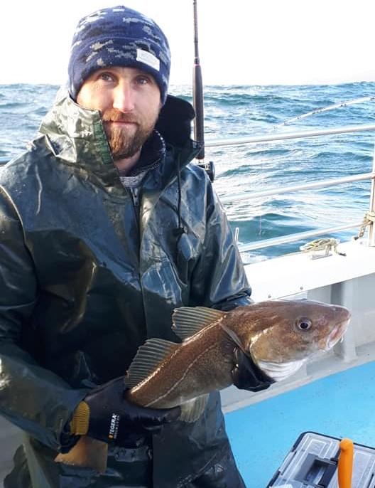 La pêche en mer au large en Irlande