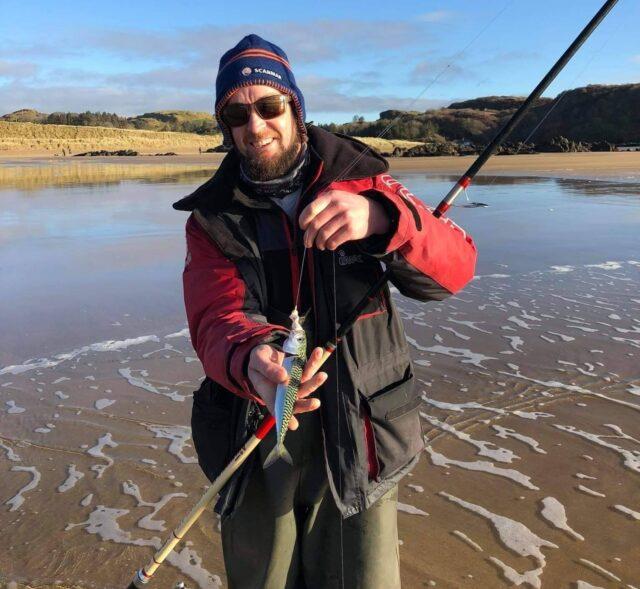 La pêche en mer en Irlande dans le Donegal