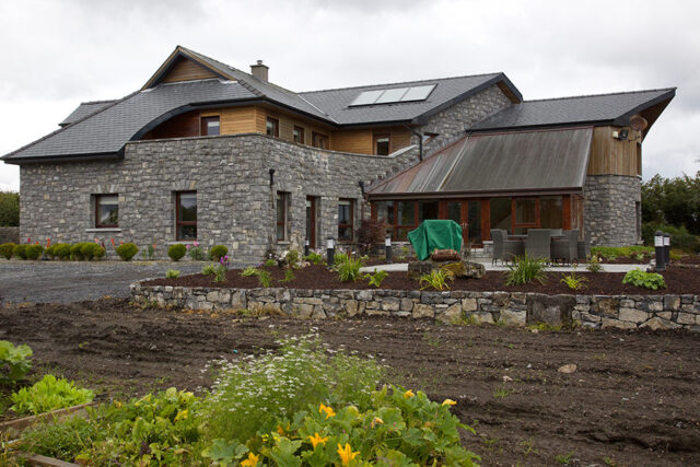 Birchall Guesthouse, Lough Corrib, Irlande