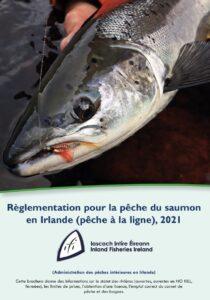La réglementation pour la pêche du saumon à la ligne en Irlande