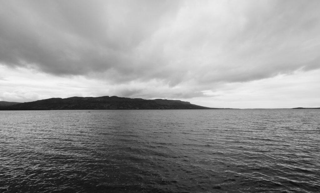 La pêche de la truite sur le Lough Melvin