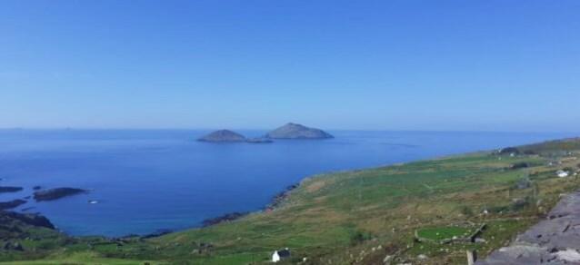 Le paysage magnifique de Kerry
