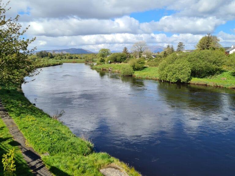 La rivière Moy a Foxford