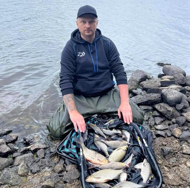 La pêche au coup en Irlande