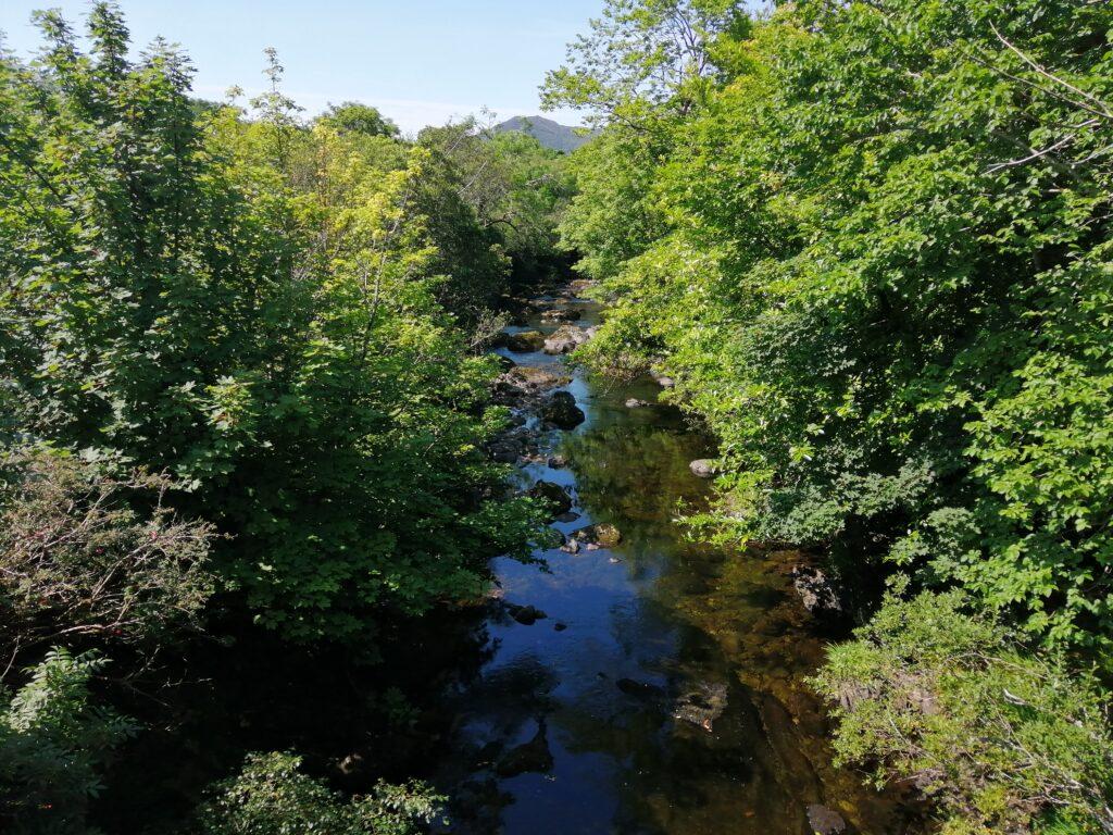 La belle rivière Adrigole