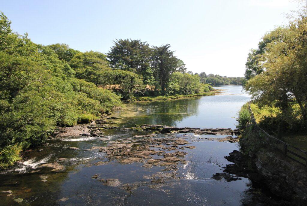 La rivière Owvane
